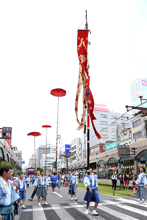 大鉾・祇園傘