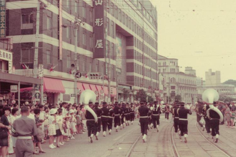 昭和50年/吹奏楽パレード