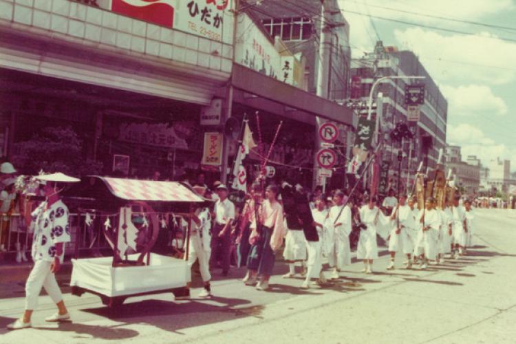 昭和53年/行列