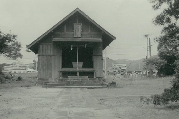 昭和47年/八坂神社(清水町)